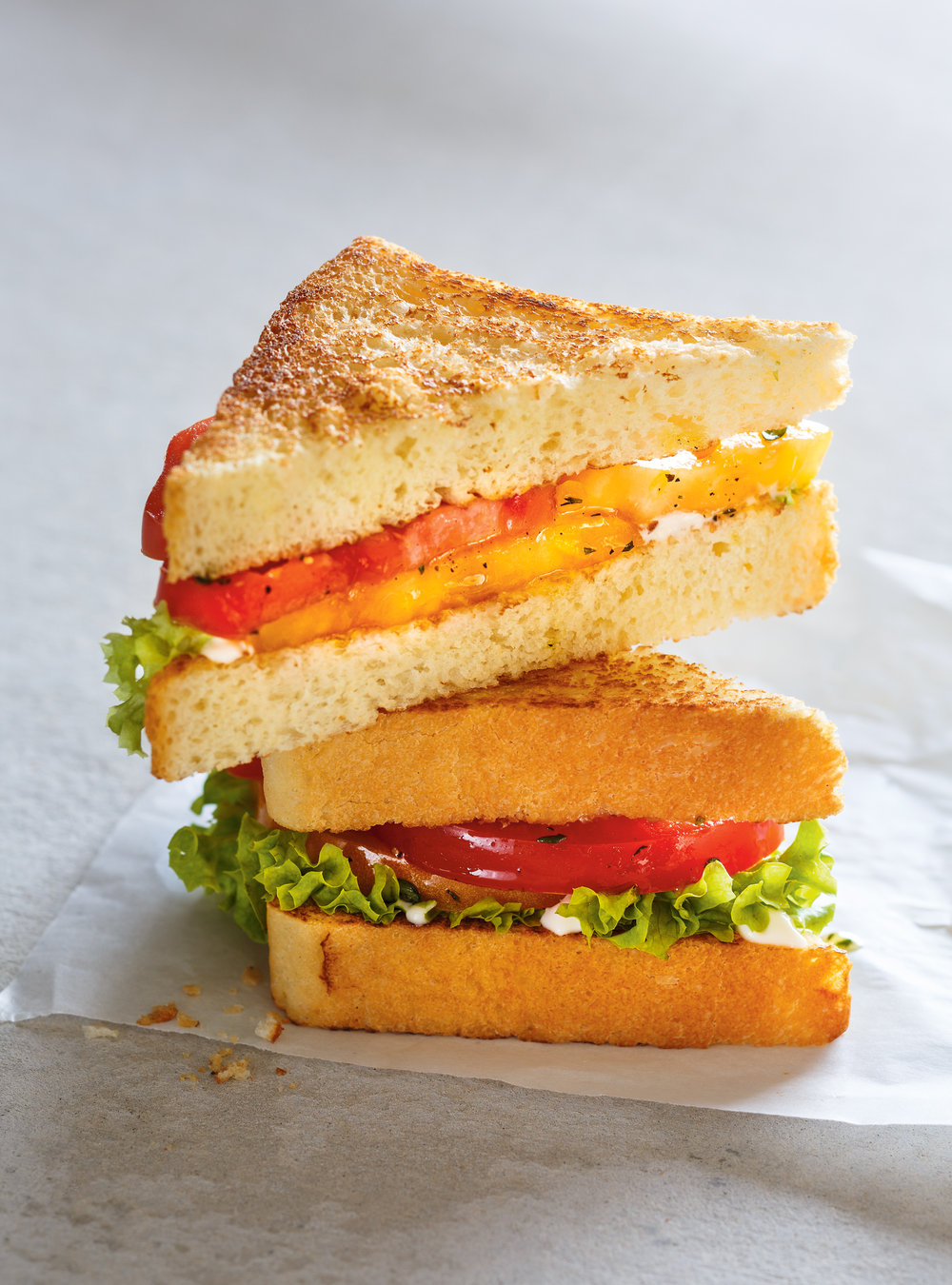 Pickled tomato sandwich ricardo forumfinder Choice Image