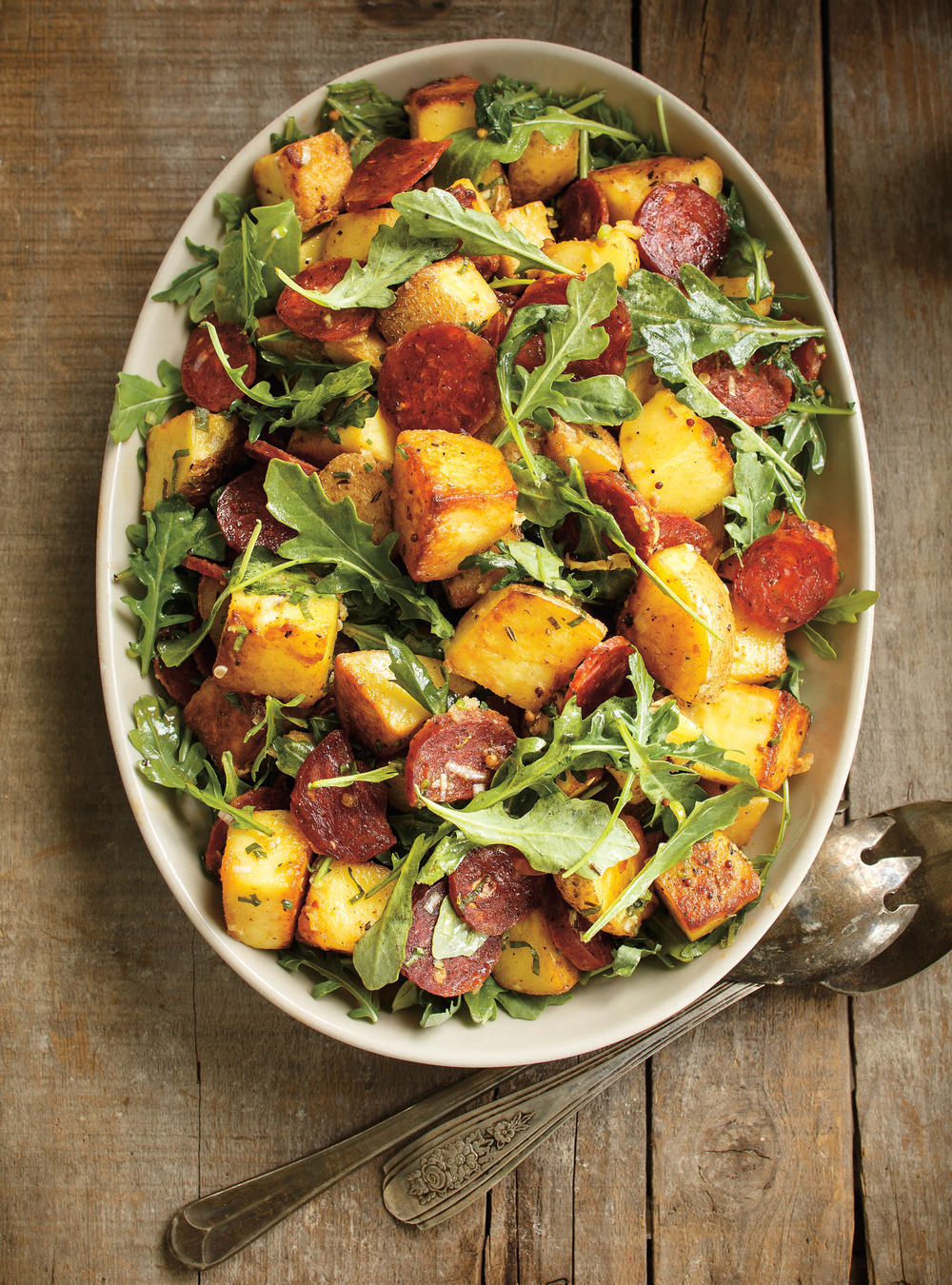 Salade de pommes de terre grill es ricardo for Articles de cuisine de ricardo