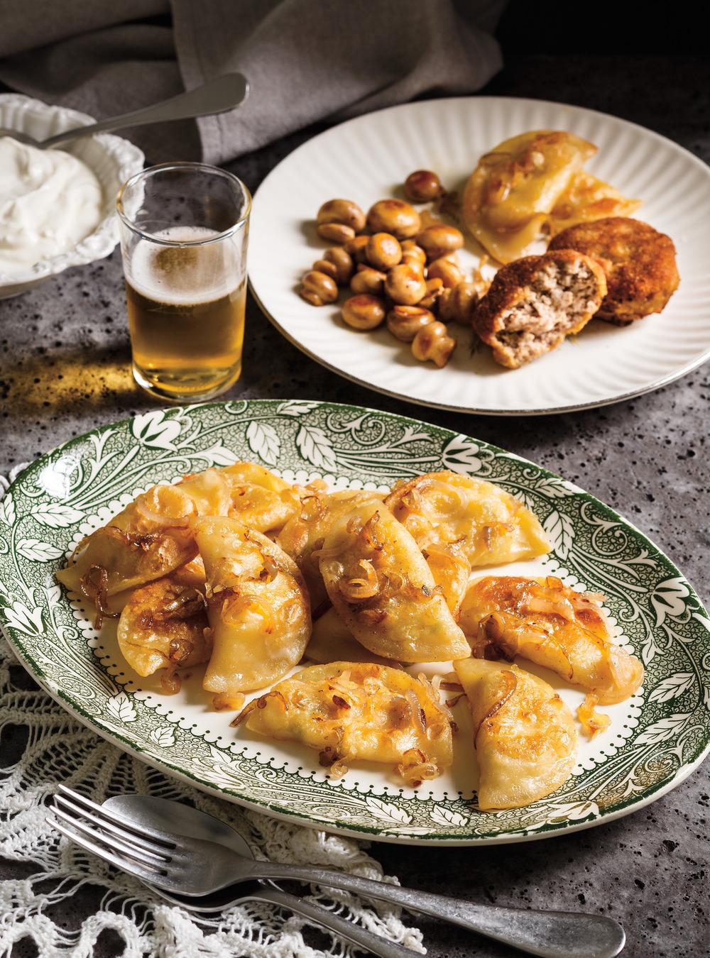 Pierogis ricardo for Cuisine ricardo