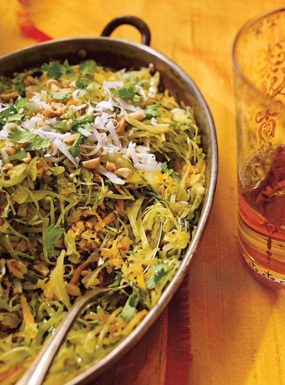 Saut ed cabbage ricardo for Ricardo cuisine