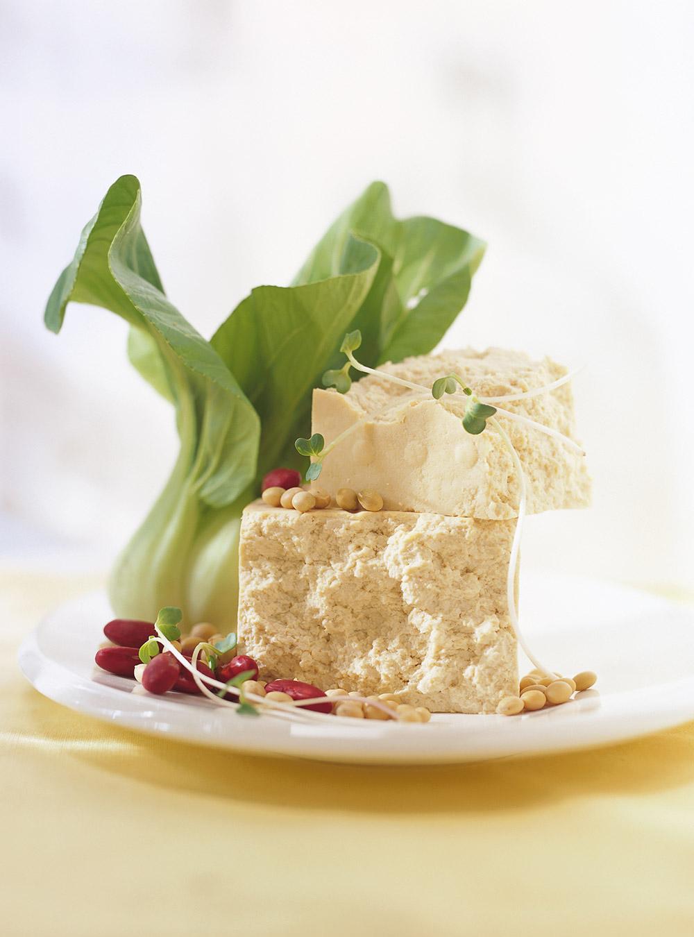 Biscuit tofu gingembre