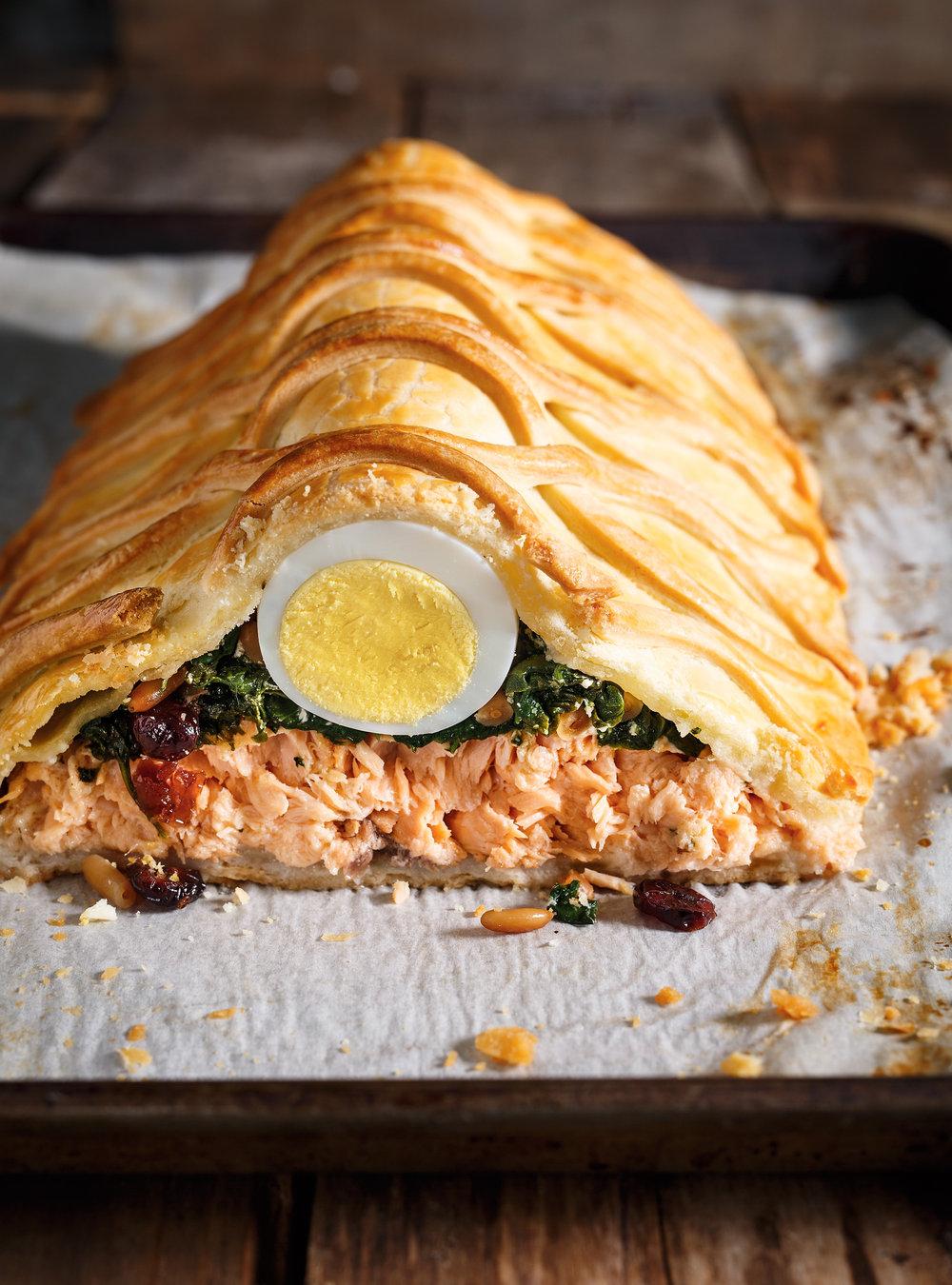 Saumon en cro te koulibiac ricardo for Article de cuisine ricardo