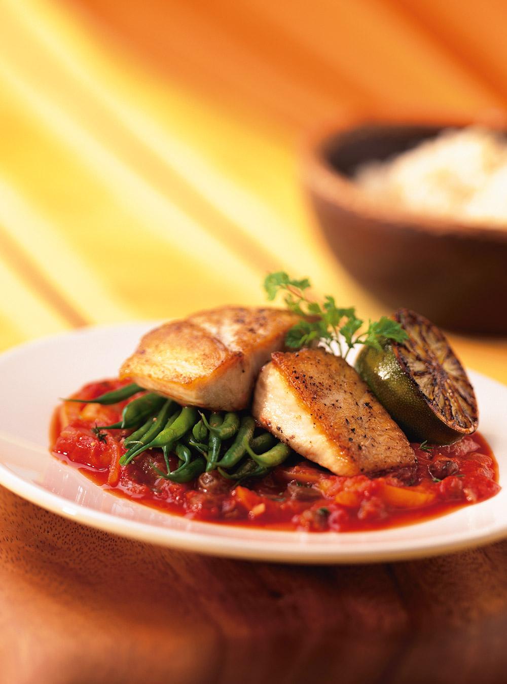 Recette poisson l 39 aigre doux glouton for Ricardo cuisine