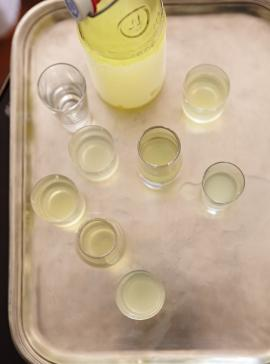 Lemon Vodka (Limoncello)