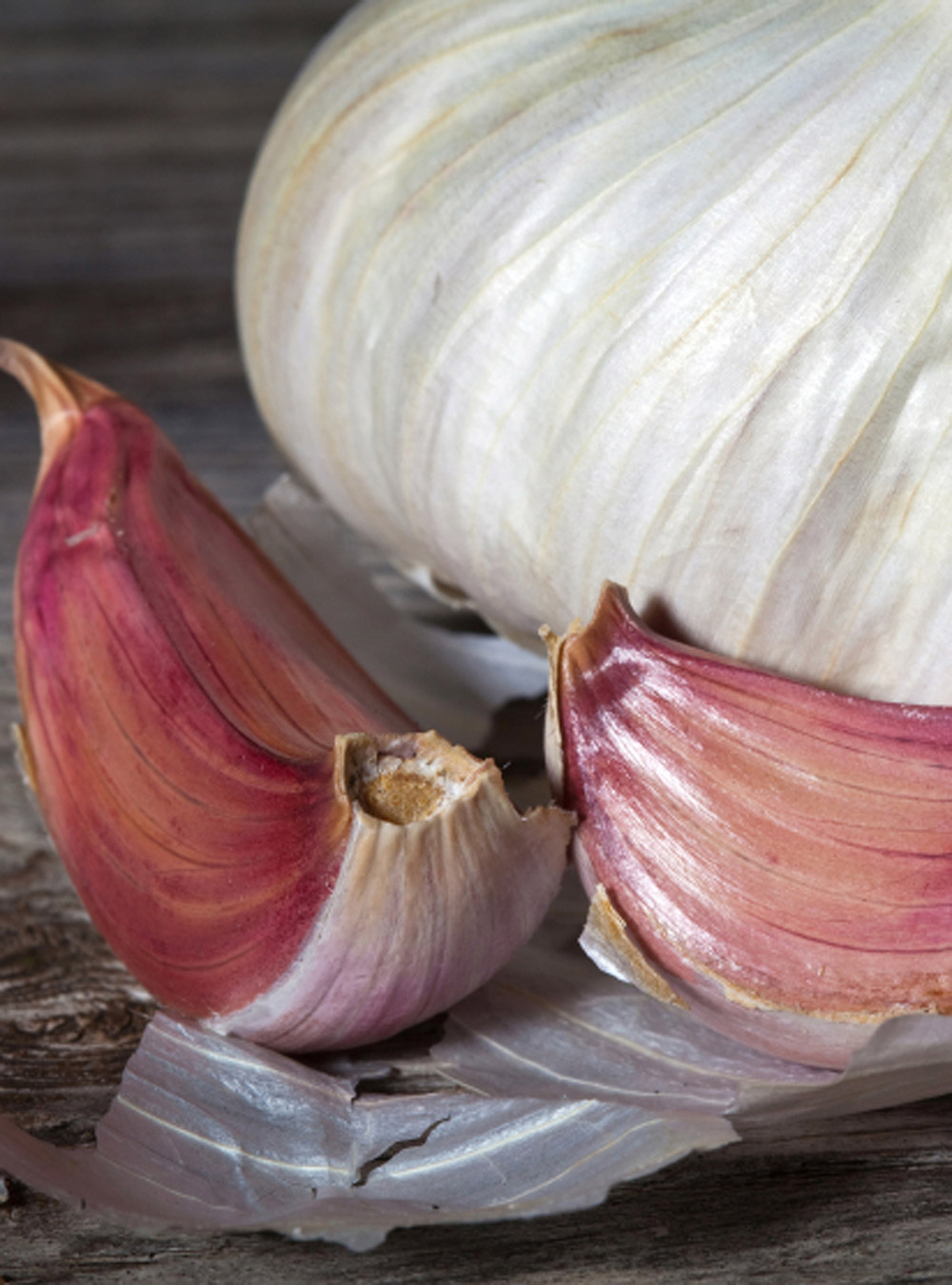 Broccoli and Roasted Garlic Puree