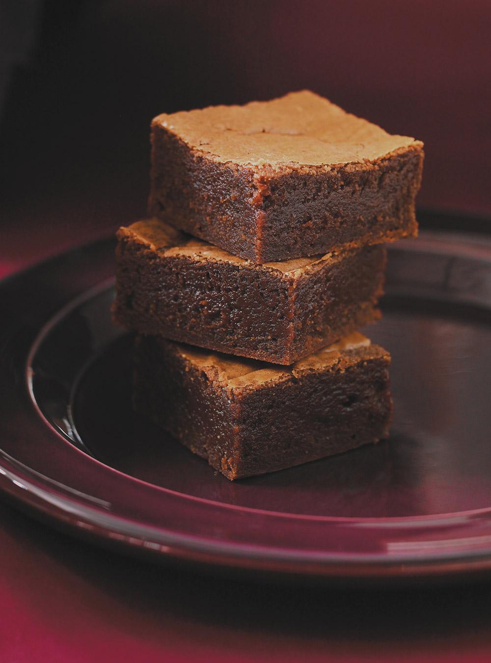 Brownies Au Nutella Ricardo