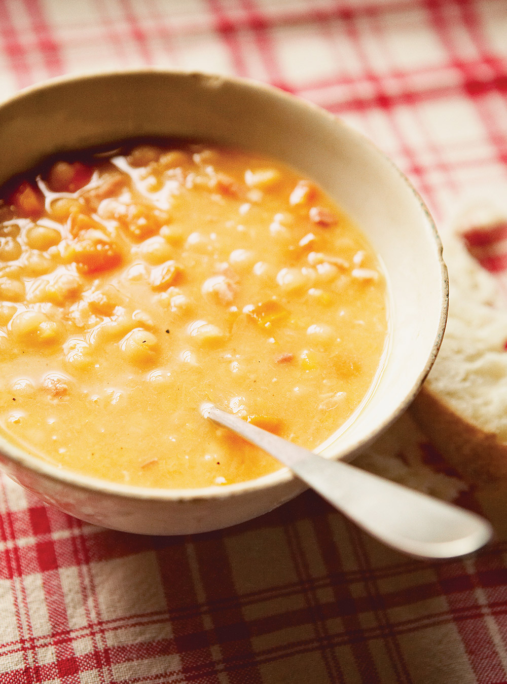 Soupe aux pois ricardo for Articles de cuisine de ricardo