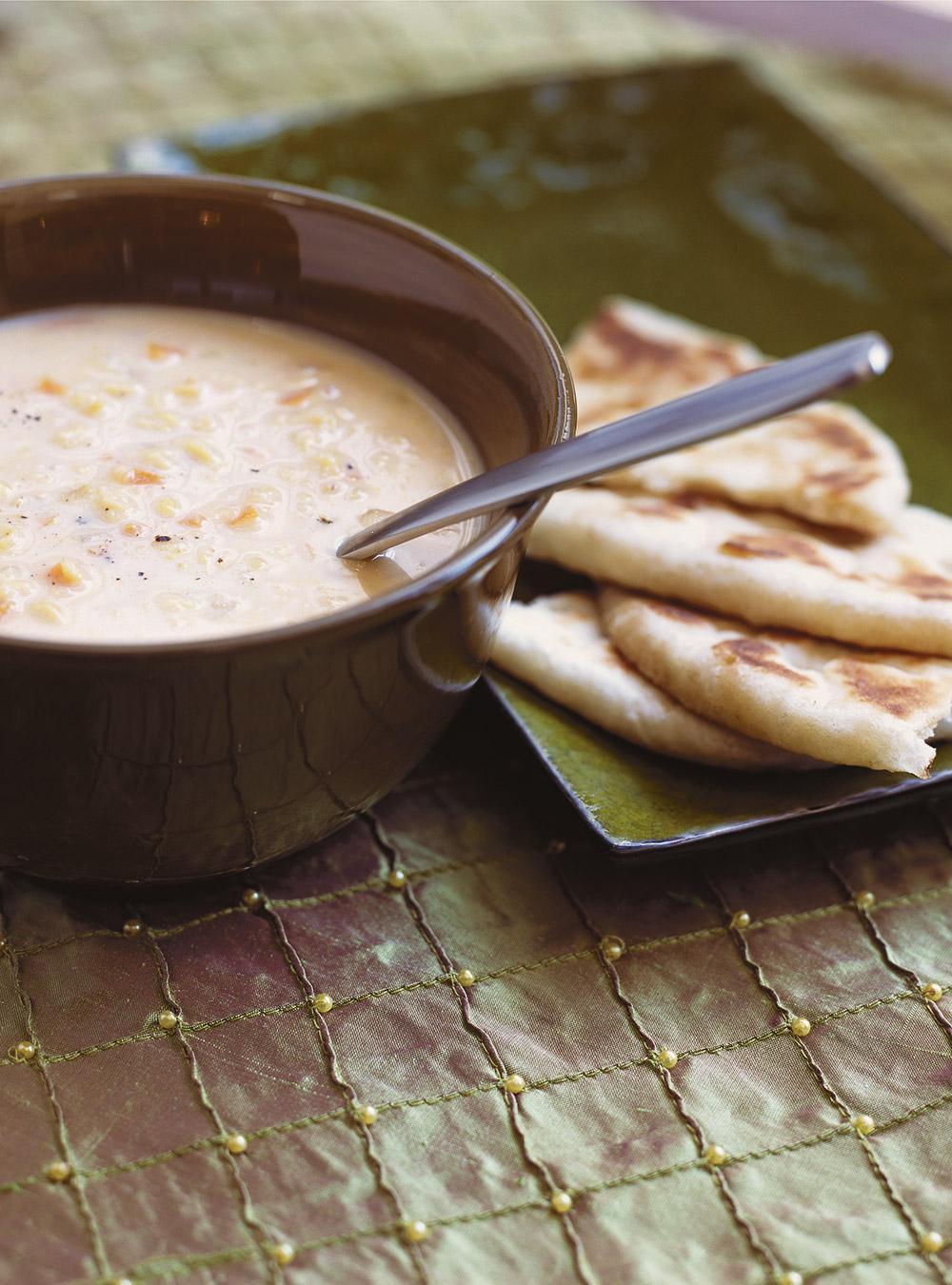 Soupe aux lentilles rouges l 39 indienne ricardo - Ricardo cuisine mijoteuse ...