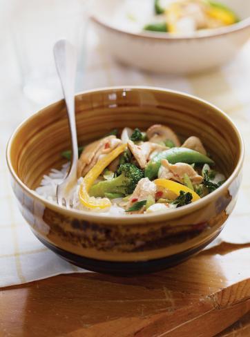 Chinese Fondue Stir-Fry