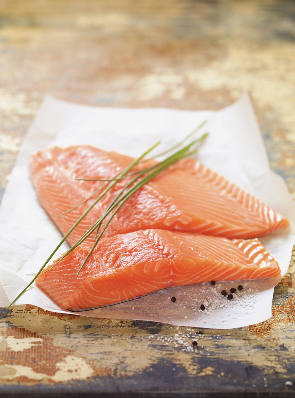 Papillotes de saumon au miso ricardo for Saumon en papillote au barbecue