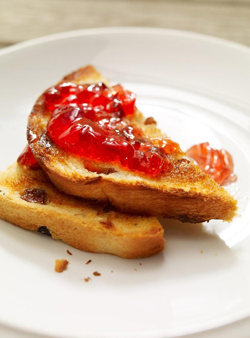 Crabapple Jelly Ricardo - Écumer cuisine