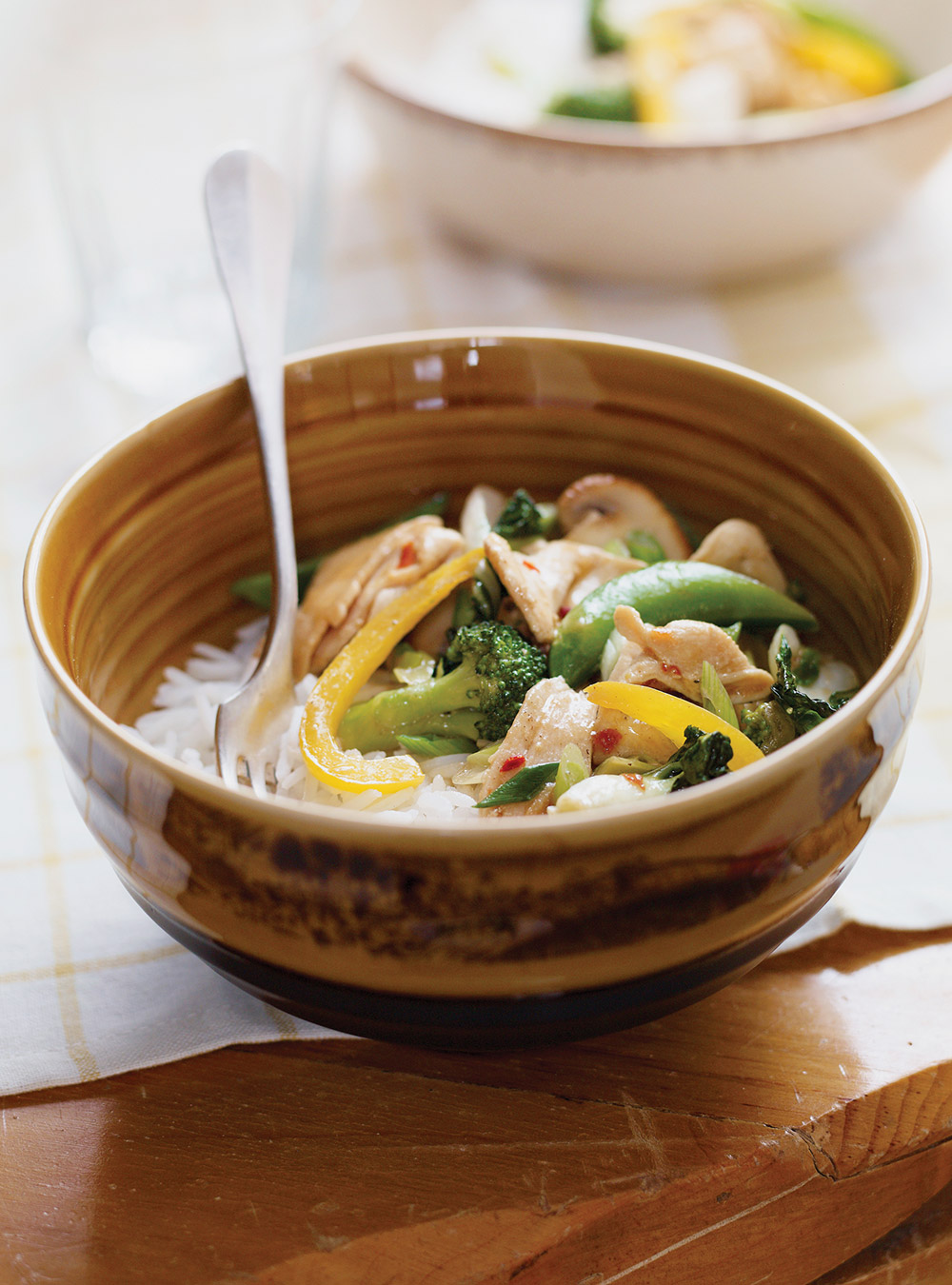 Fondue chinoise en saut pour les restes de viande de l gumes de bouillon et de sauce ricardo - Cuisine mongole recettes ...