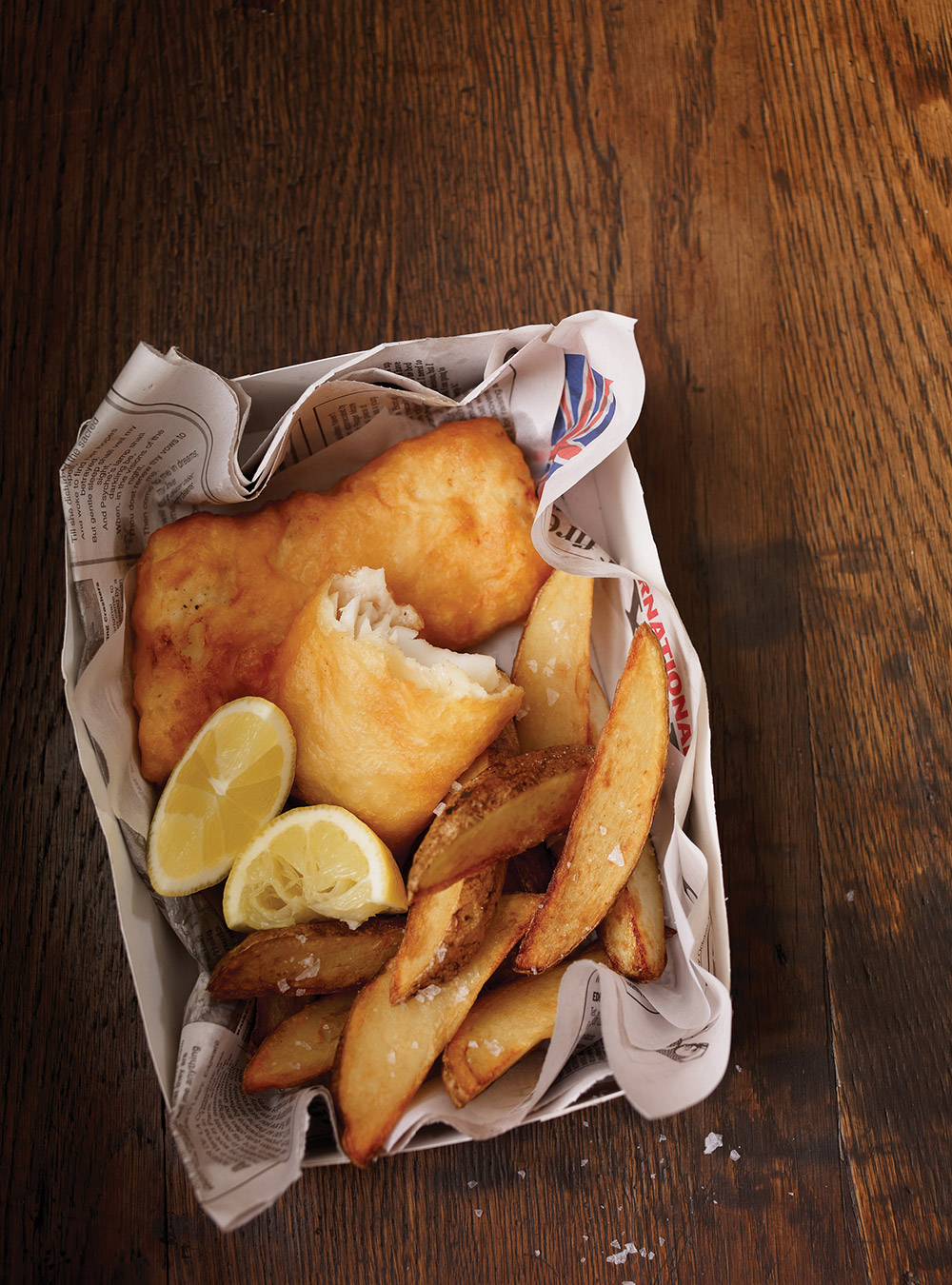 fish and chips - photo #46