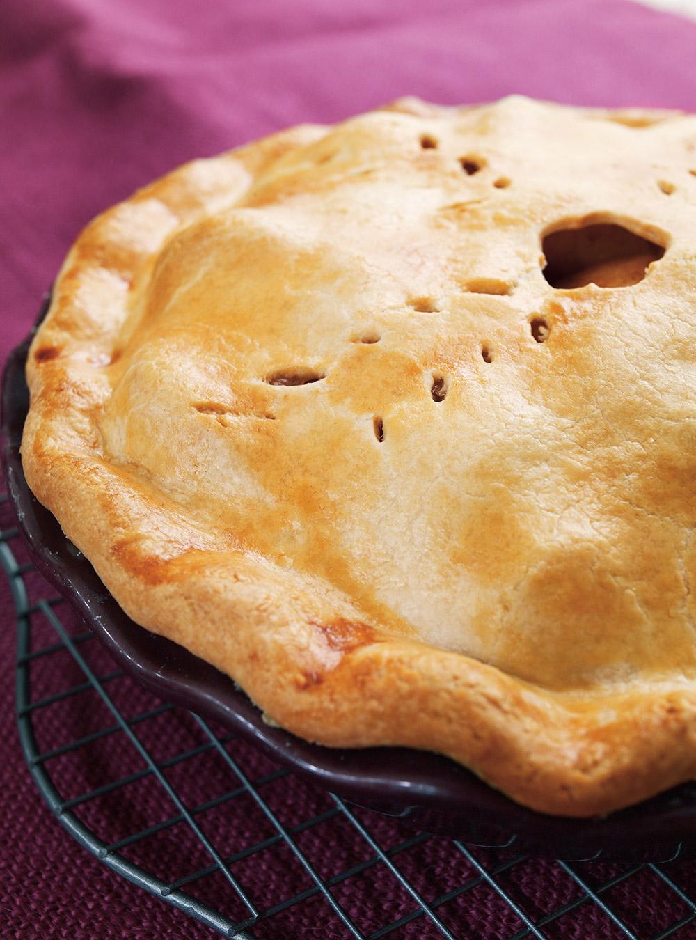 Tarte aux pommes classique ricardo for Article de cuisine ricardo