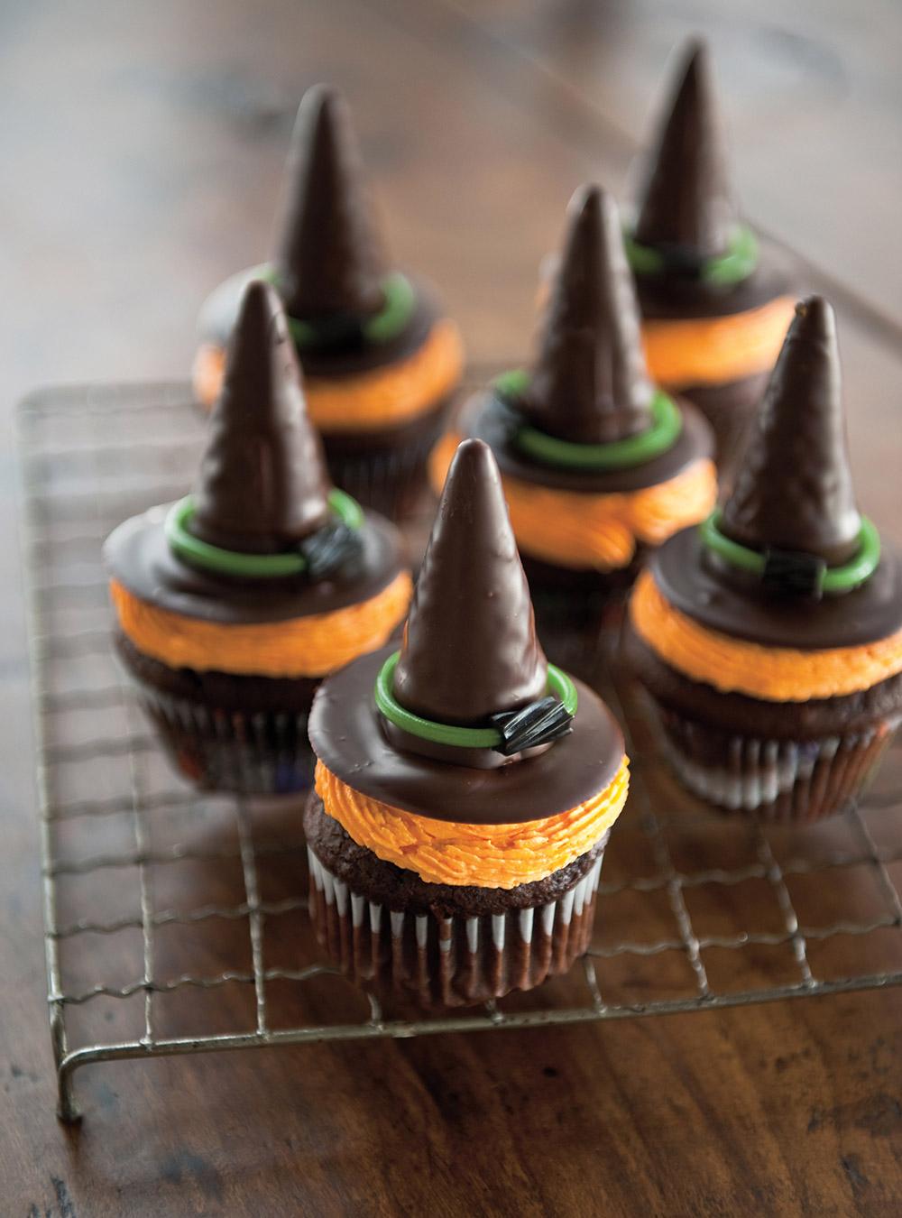 Cupcakes Chapeau De Sorci 232 Re Ricardo