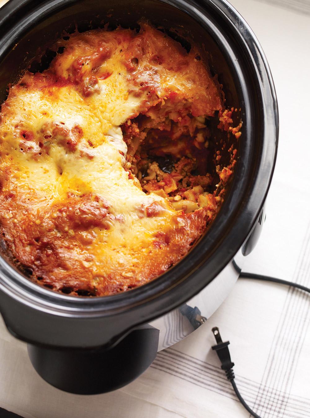 Lasagne la mijoteuse ricardo for Article de cuisine ricardo