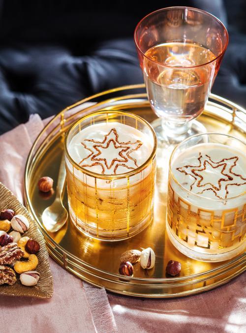 Chocolate Hazelnut Cream Cocktail