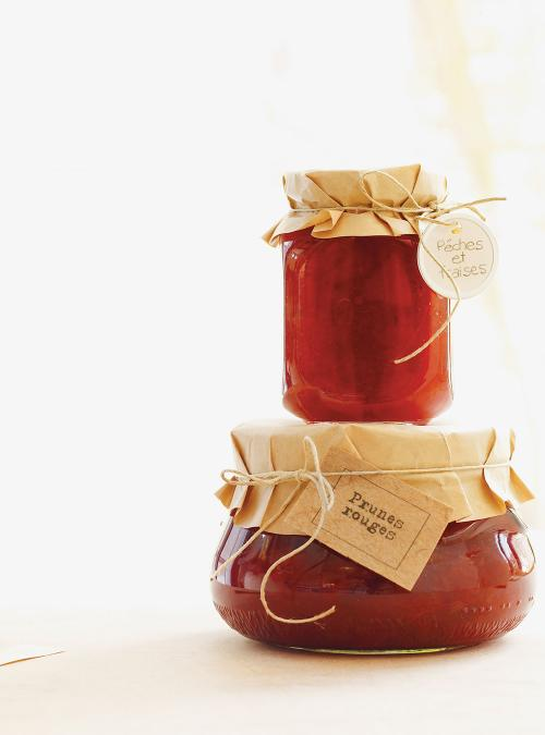 confiture de fraise de ricardo