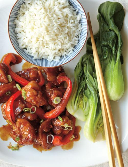 Skillet General Tao Chicken