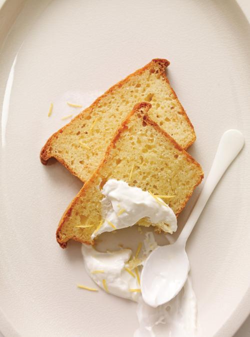 Calories Cake Citron