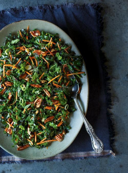 Salade De Kale Facon Salade De Chou Ricardo