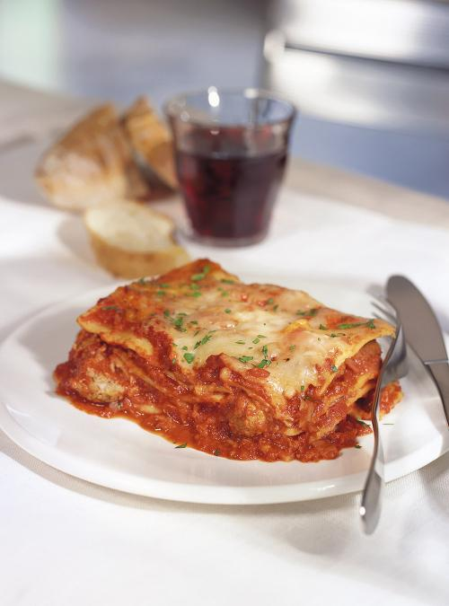 Lasagna Della Mia Mamina Lasagne De La Famille De Marina Orsini