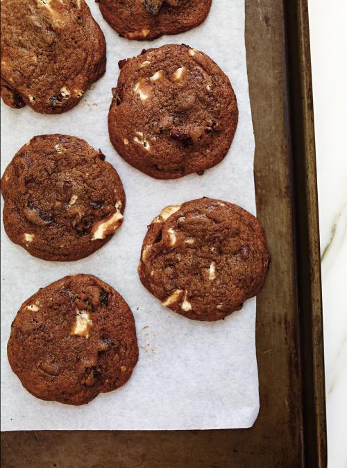 Biscuits Au Chocolat Et Aux Cerises à Congeler Ricardo