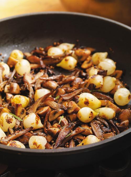 Pleurotes Et Oignons Marinés Ricardo - Comment cuisiner les pleurotes