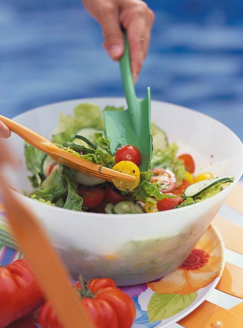 Salade verte d 39 t ricardo - Salade verte calorie ...