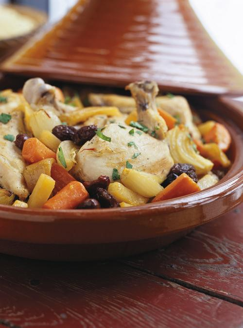 Chicken Tajine Ricardo