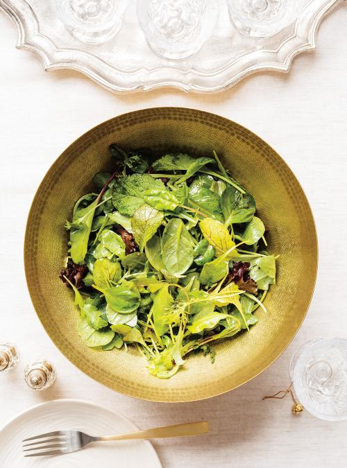 Recette salade de noel ricardo