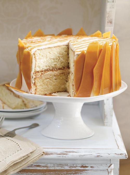 Gâteau Triple Caramel Ricardo