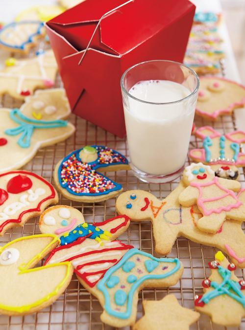 Biscuits à décorer