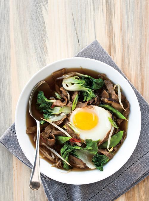 Vietnamese Hot Pot Soup