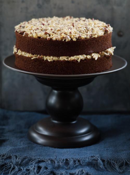 Oz Of German Chocolate Cake Calories