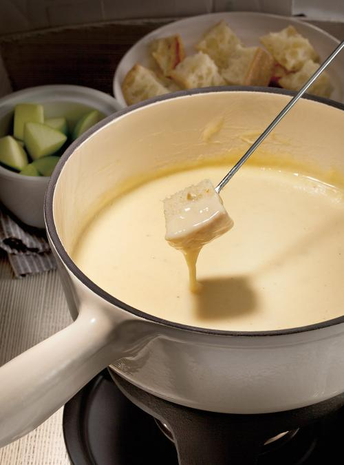 fondue a fromage