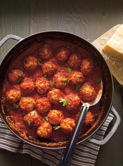 Meatballs in Tomato Sauce (The Best)