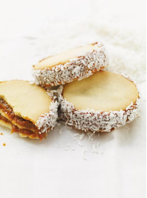Alfajores (Dulce de Leche Sandwich Cookies) | Ricardo
