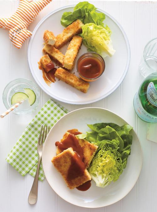 Tofu Croustillant Et Sauce Barbecue Ricardo
