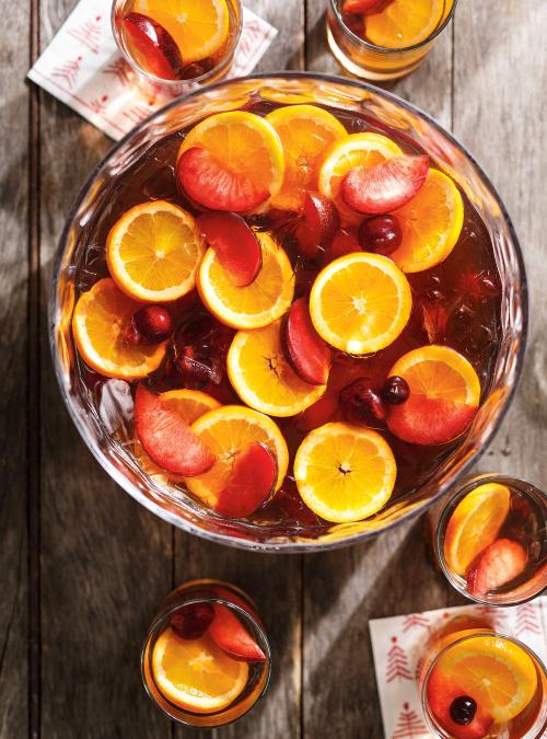 Morello Cherry Punch