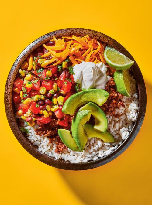 Burrito Bowl Ricardo