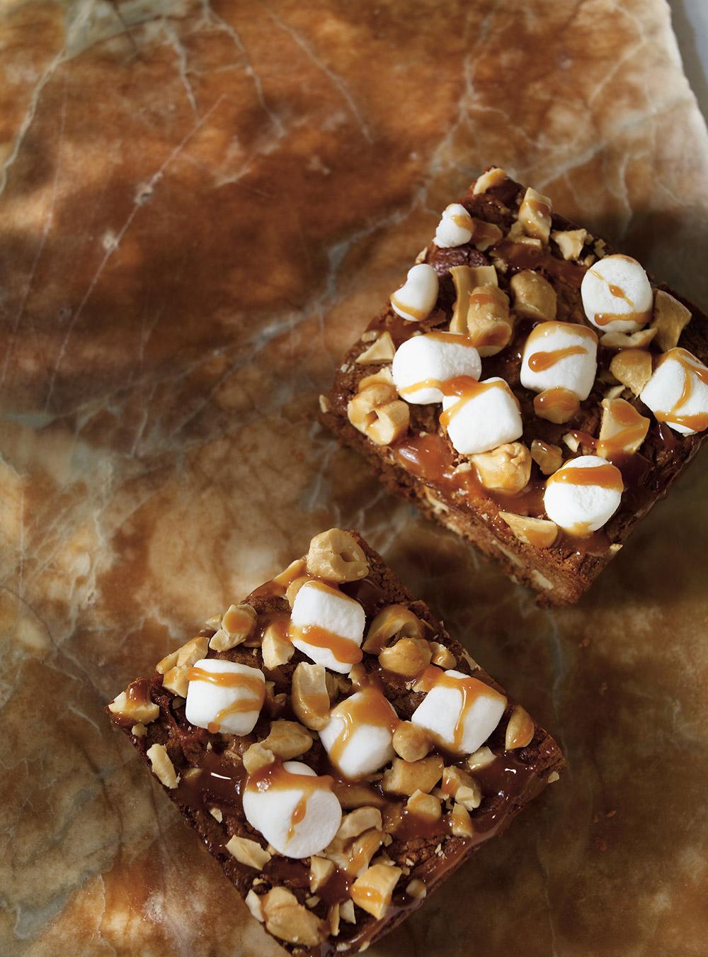 Brownies rocky road ricardo for Articles de cuisine de ricardo