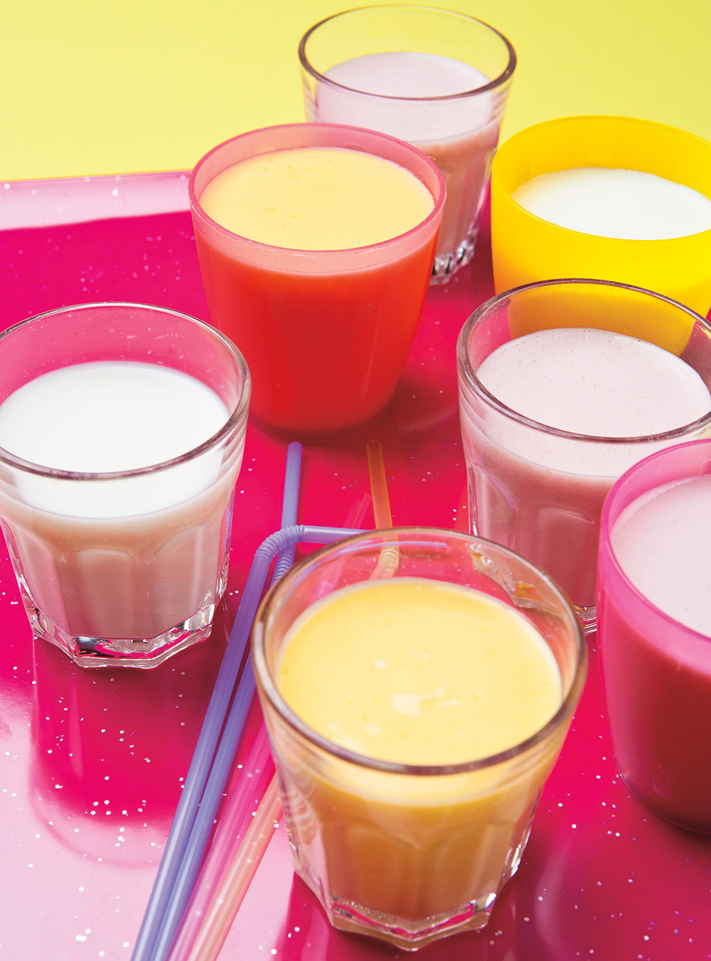 Smoothie Aux Fruits
