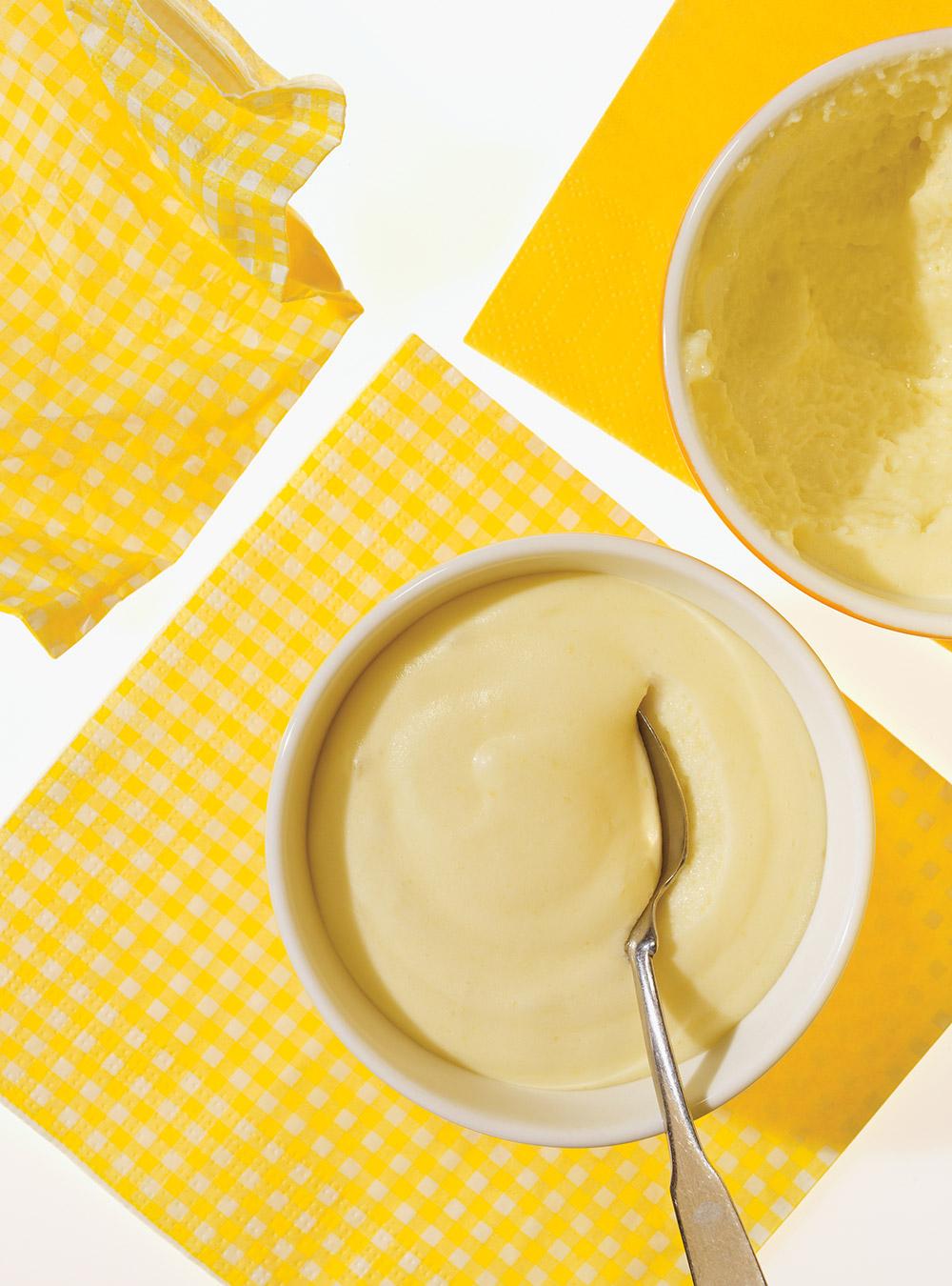 Recette ricardo gateau citron