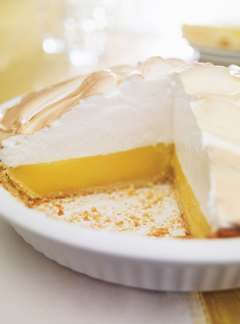 Tarte au citron la meilleure ricardo - Recette tarte au citron sans meringue ...