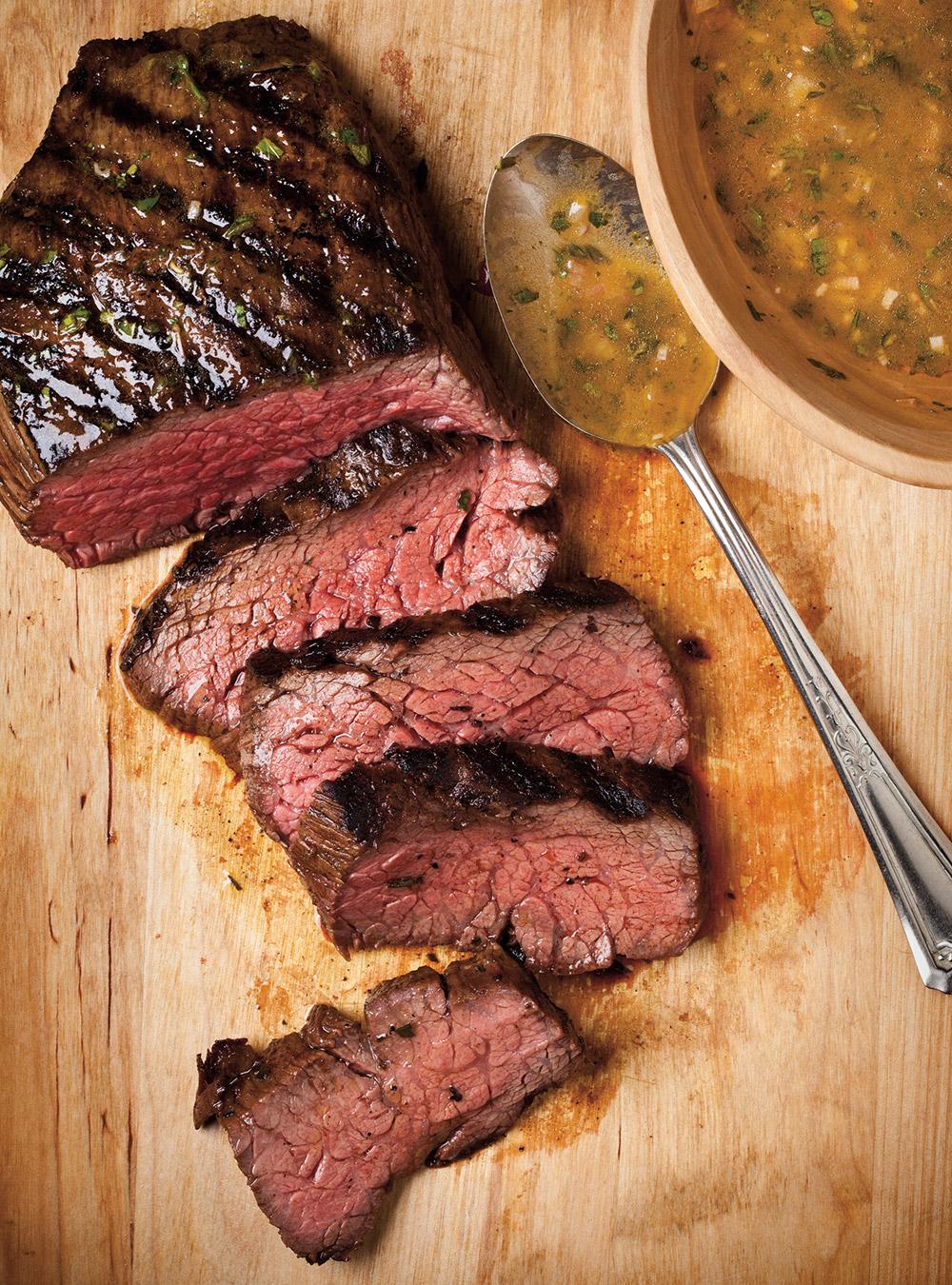 Bœuf au piri-piri