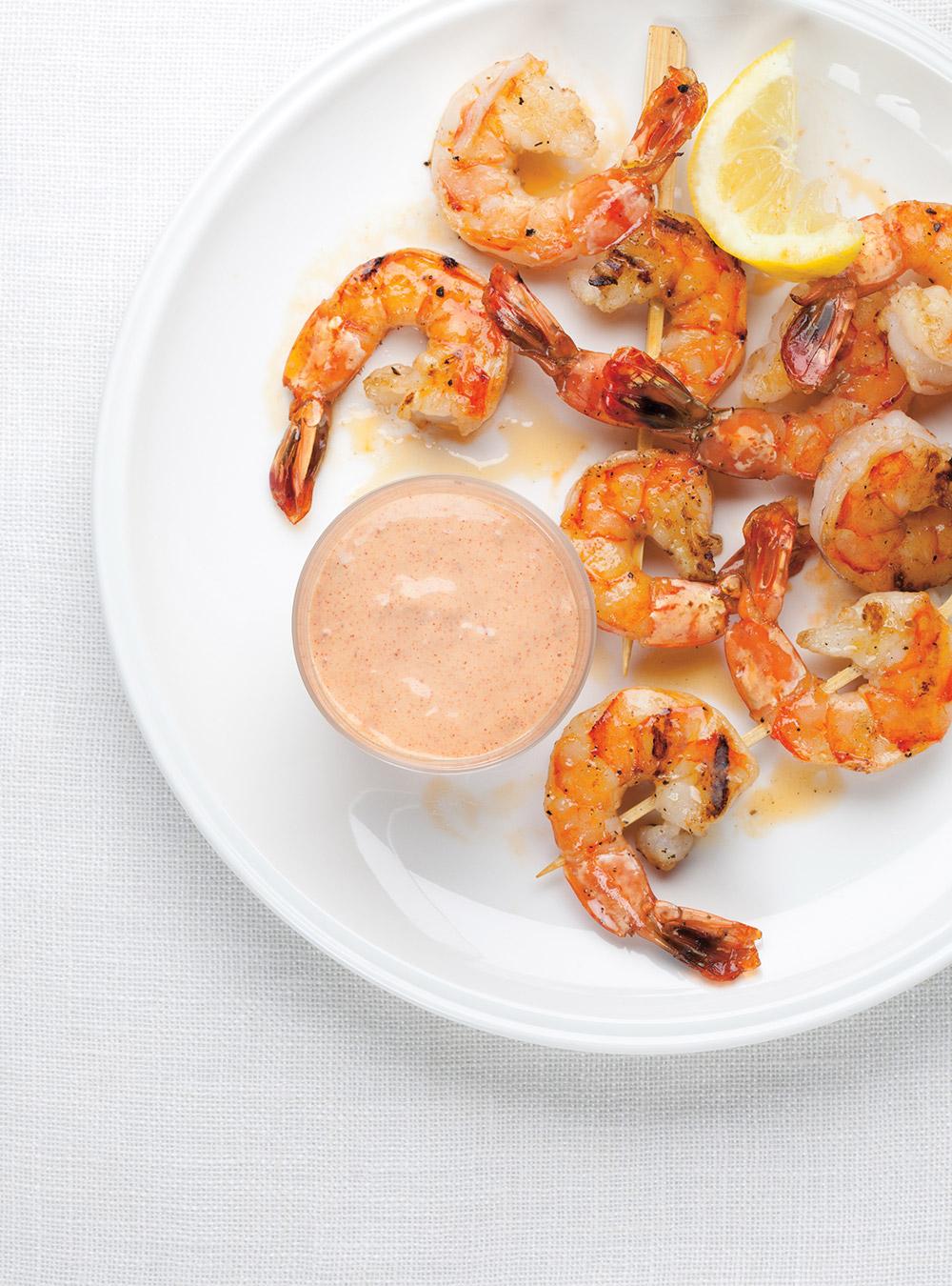 Revisited shrimp cocktail ricardo for Cuisine ricardo