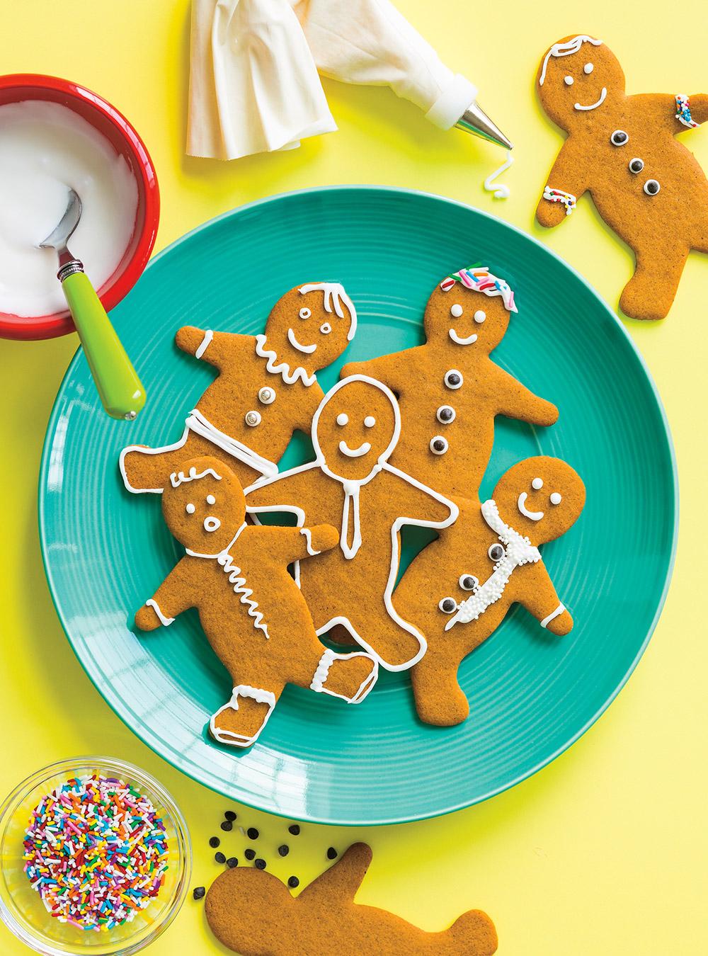 Biscuits Au Pain D Epice Ricardo