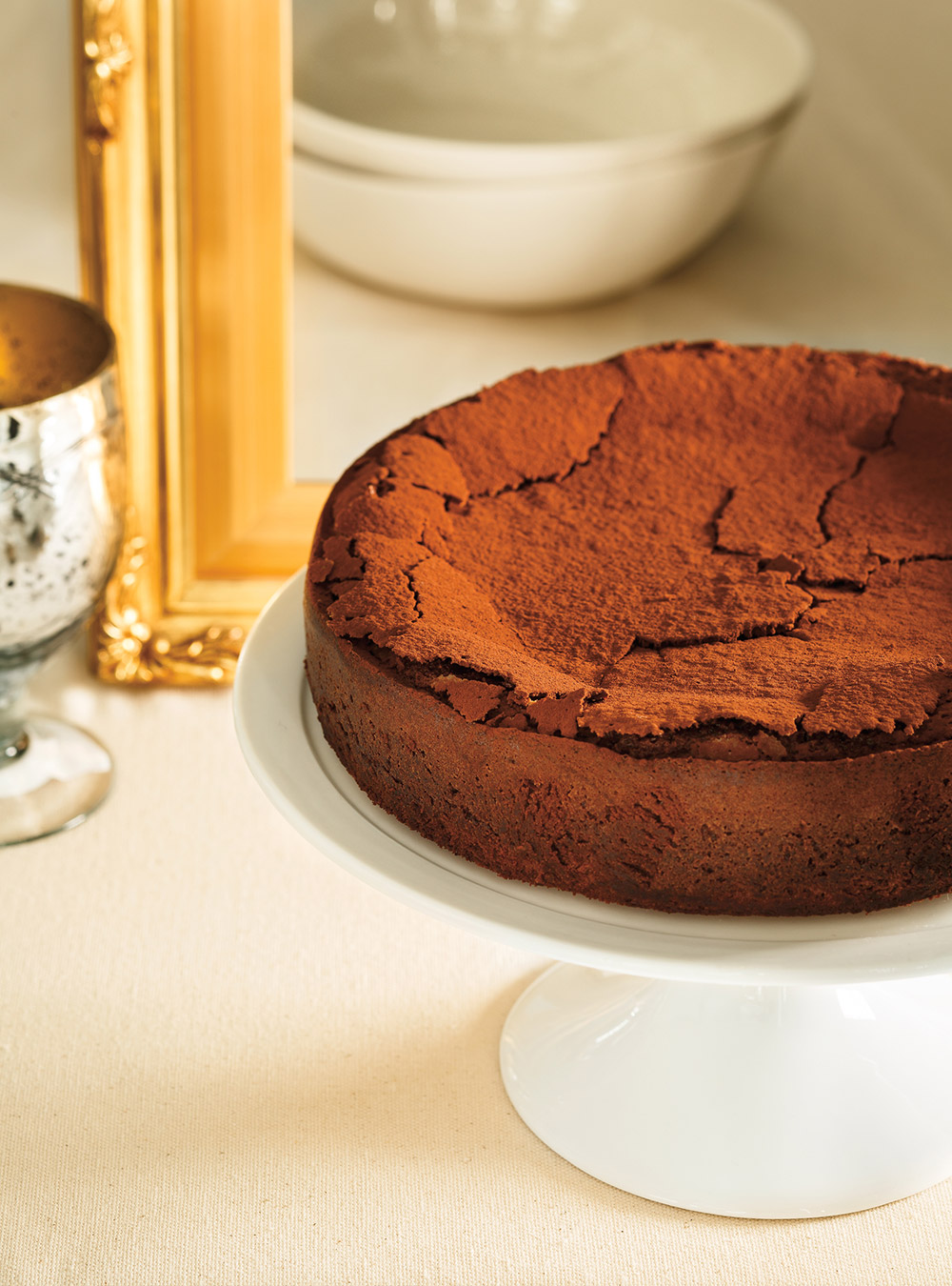 Gateau Truffe Au Chocolat Ricardo