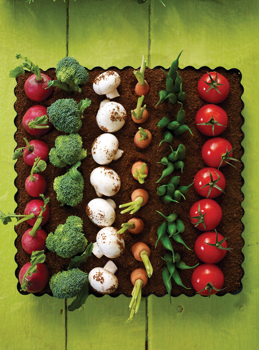 Vegetable Garden Dip | Ricardo